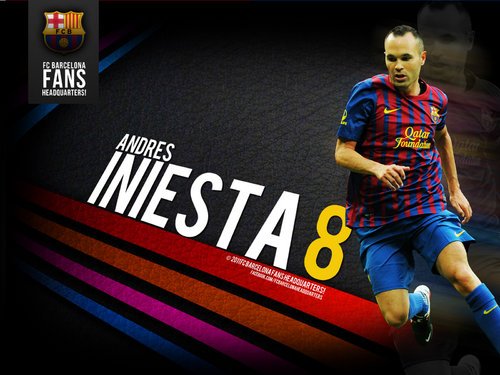 World Sports Hd Wallpapers Andres Iniesta Hd Wallpapers Barcelona picture wallpaper image
