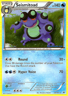 Seismitoad Pokemon Card Noble Victories Set