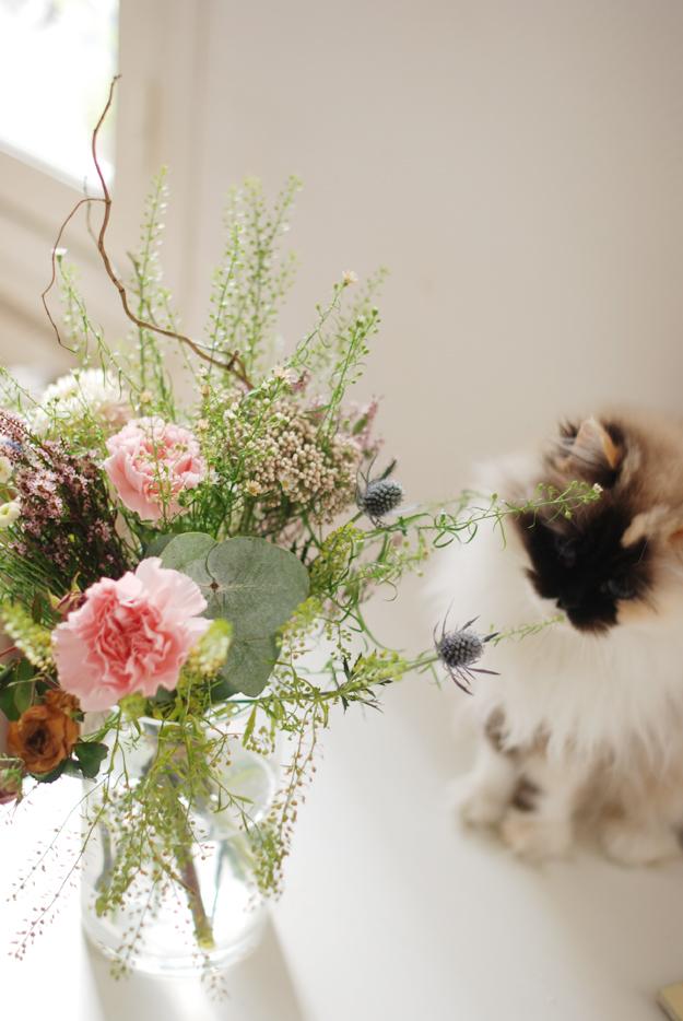 Les fleurs d 39 emilijolie juliette kitsch blog mode for Livraison fleurs rennes