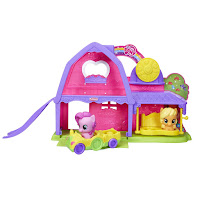 MLP Playskool Friends Applejack Activity Barn Playset