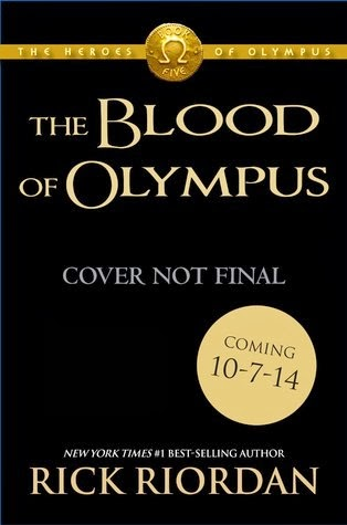 The Blood of Olympus (Book 10)