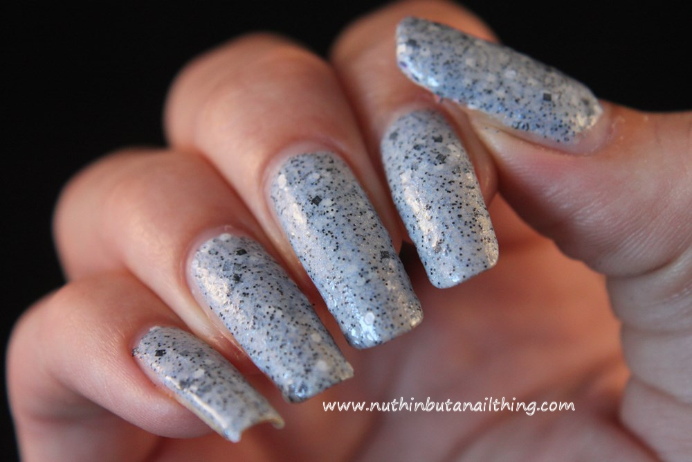 Dark Metal Lacquer - Ashes and Ghosts