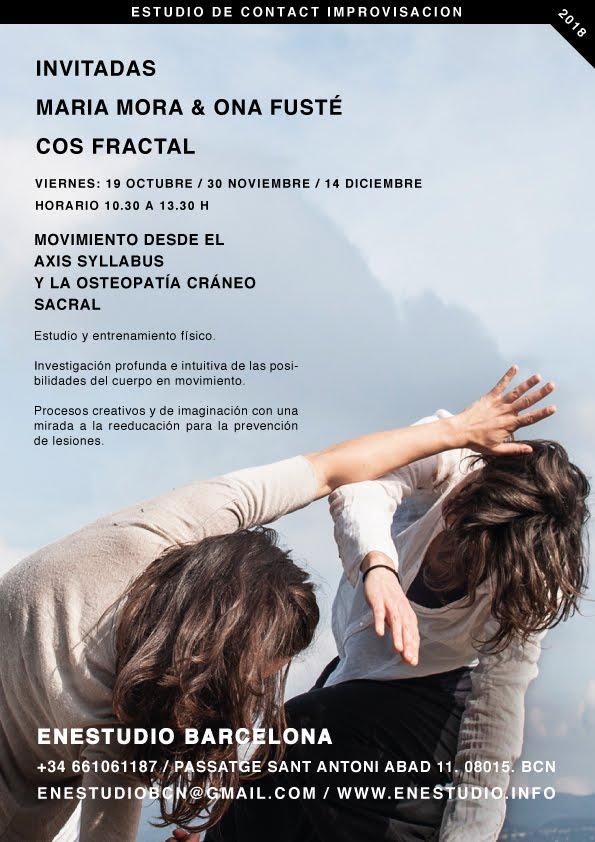COS FRACTAL. Maria Mora / Ona Fuste