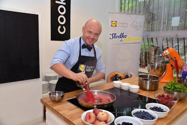 warsztaty kulinarne w CookUp z Lidl Polska
