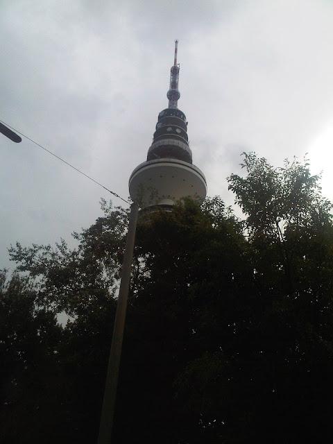Fernsehturm Hamburg - Heinrich-Hertz-Turm