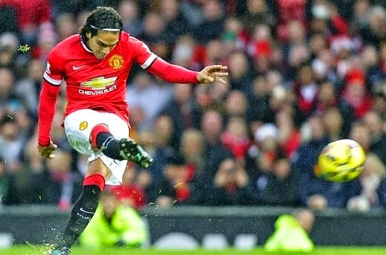 Real Madrid to beat Manchester United and Juventus for Falcao