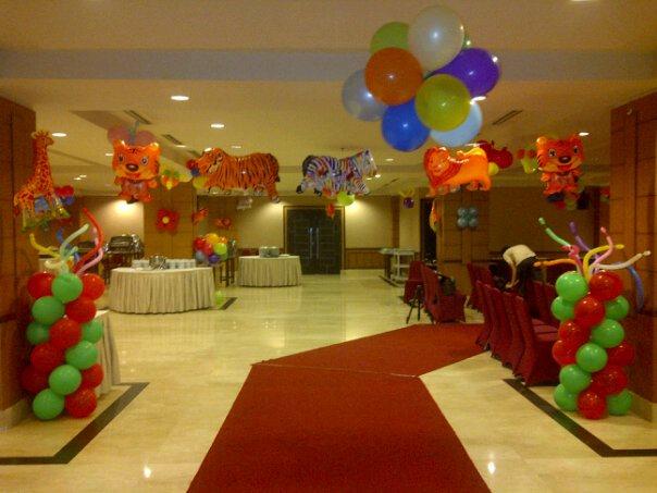 Party Organizer Ulang Tahun Anak