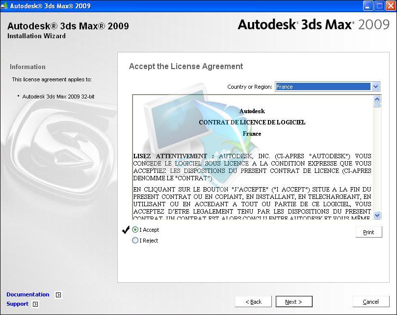 keygen 3d max 2009 32 bits