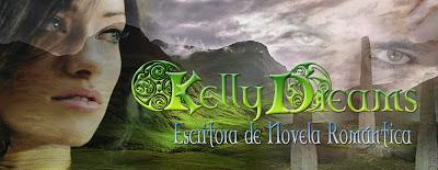 Kelly Dreams, Escritora de Novela Romántica