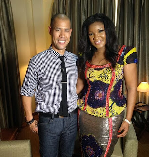 Omotola Jalade-Ekeinde at CNN African Voices Interview