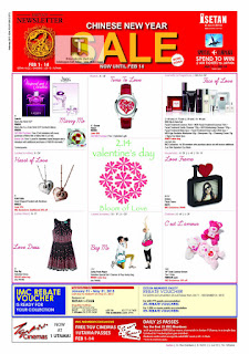 ISETAN CNY Sale 2013