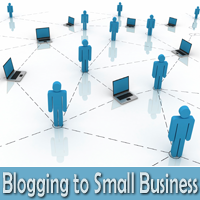 Blogging to Business