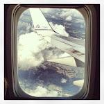 fragmento de vuelo
