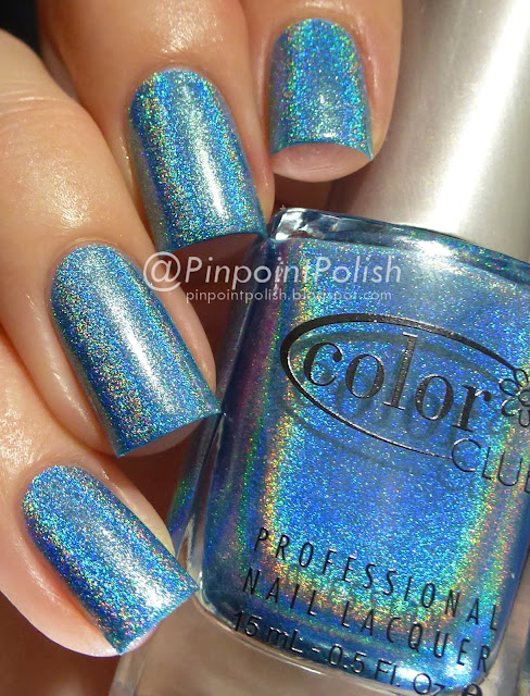 Over The Moon, Color Club, swatch