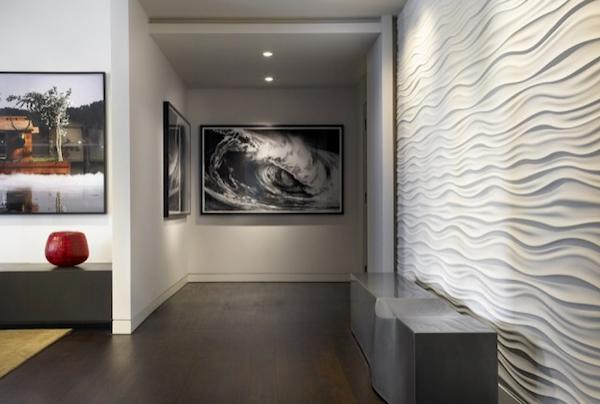 Design classic interior 2012 dise o de interiores con - Paredes rusticas interiores ...