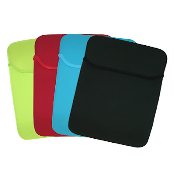 CENTRUM LINK - REVERSIBLE NEOPRENE LAPTOP CASE - TLB0604