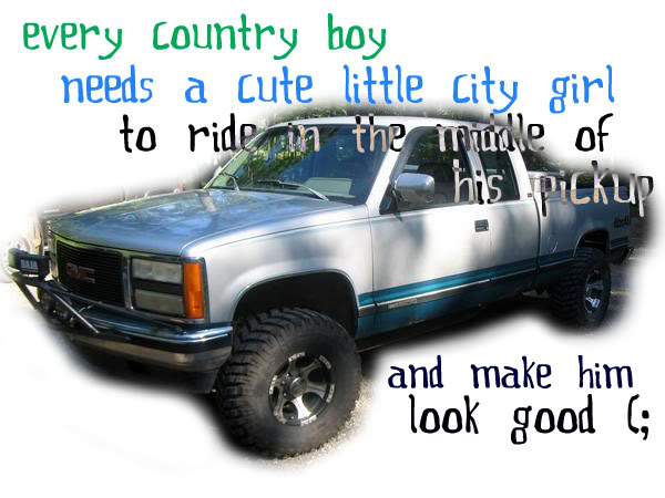 Every country boy needs a cute Good Country Boy Sayings