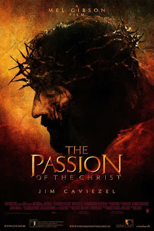 Poster Of The Passion of the Christ In Dual Audio Hindi English 300MB Compressed Small Size Pc Movie Free Download Only At cintapk.com