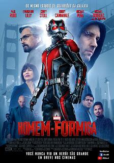Assistir Homem-Formiga Dublado Online HD