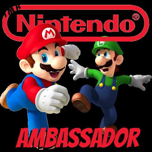I Am A Nintendo Ambassador/Blogger