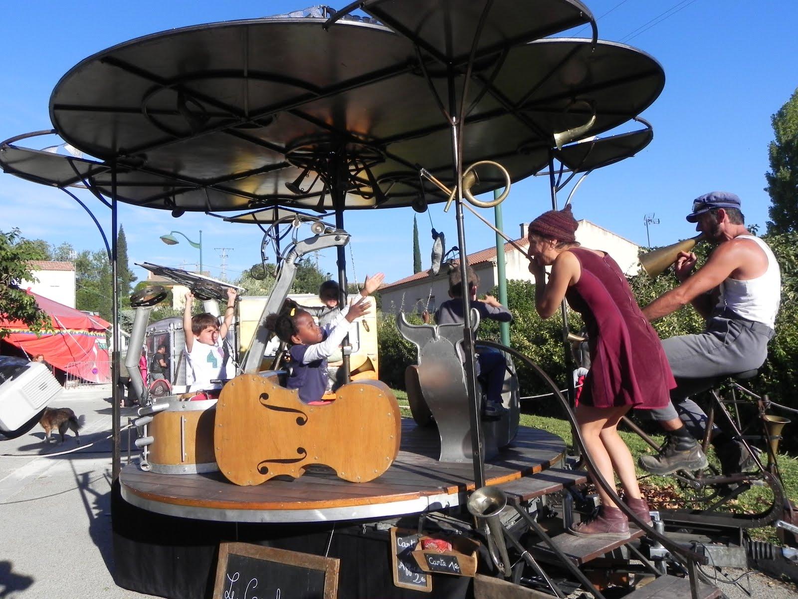 Le Cacophonium Festival Basse Cour 2015