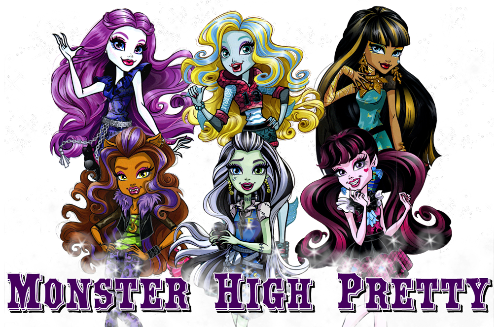 Monster High-Pretty