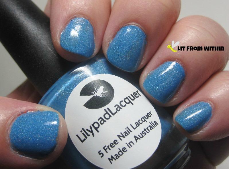 Lilypad Lacquer Sherbet