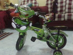 Basikal Ben 10