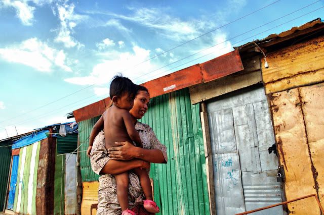 Album photos : Phnom Penh d'ailleurs