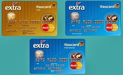 Cartão de Crédito Extra Documentos