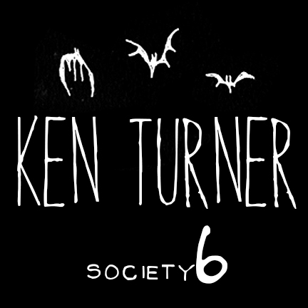 KEN TURNER store via society6