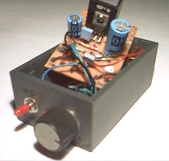 Electronics Projects: 10W Mini Audio Amplifier