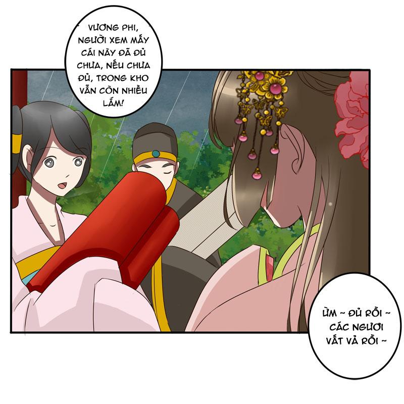 Thông Linh Phi Chap 67.5