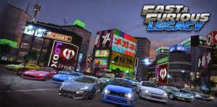 Download Fast and Furious Legacy Android Apk