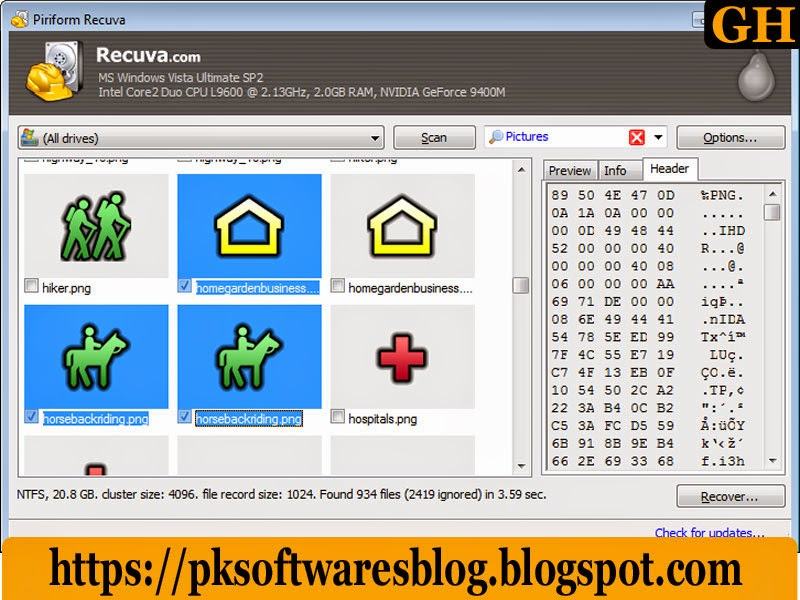 Recuva 1.48.980 Professional Business Edition Free Download