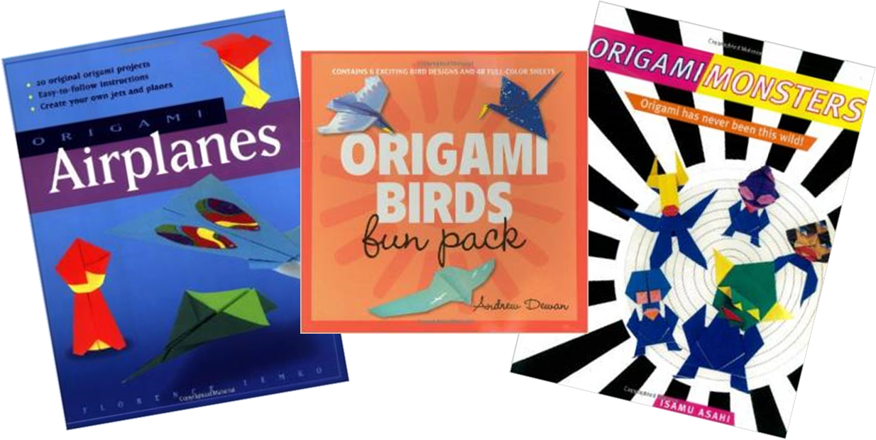 3 Origami Books Kids Will Love (Age: 7 to 10)