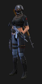 Project Blackout | Keen Eyes Project Blackout Character for Counter Strike 1.6 and Condition Zero