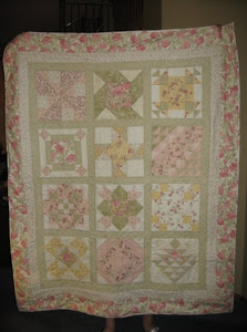 Paris - a moveable quilt