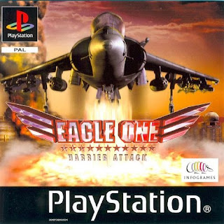 Eagle One Harrier Attack [PAL] [PSX][FS]