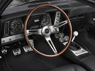 Chevrolet Camaro interiors HD Wallpapers
