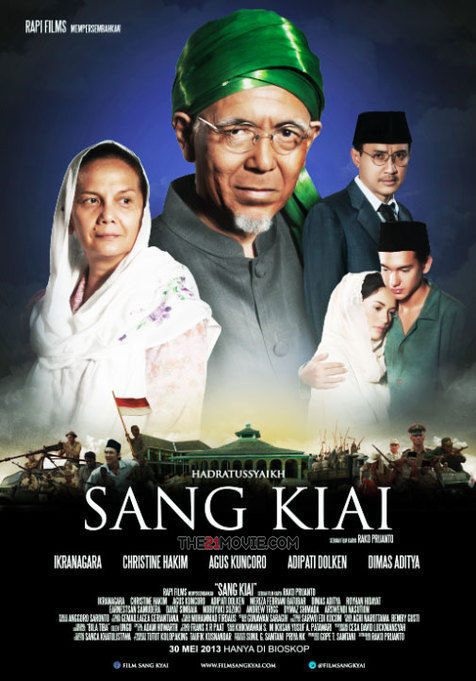Movie : Sang Kiai (2013)