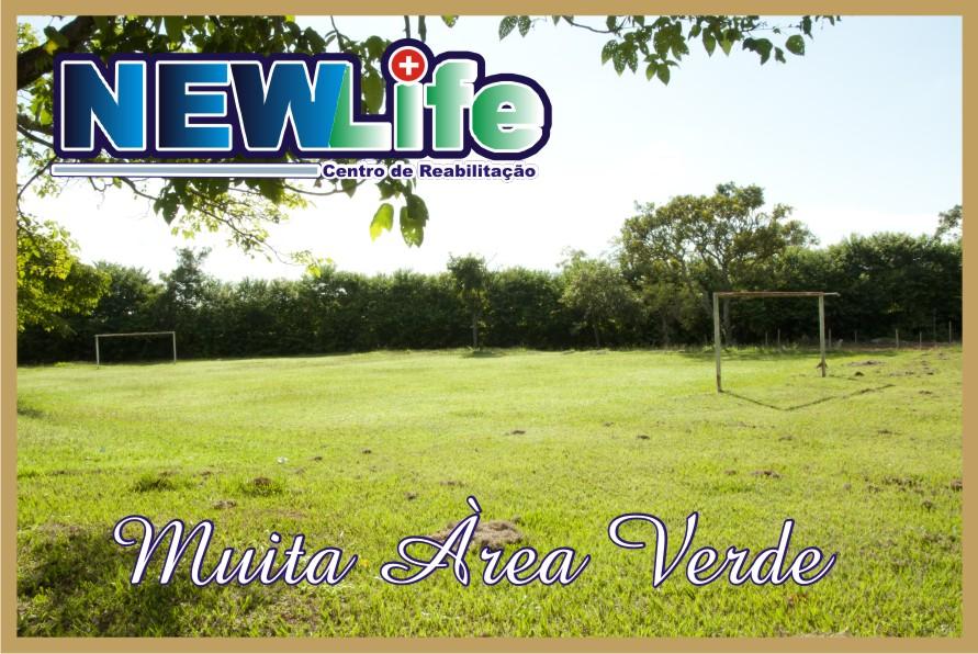 New Life Centro de Reabilitação em Lagoa da Prata
