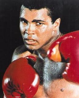 Biografi Muhammad Ali - Sang Juara Dunia Tinju Kelas Berat