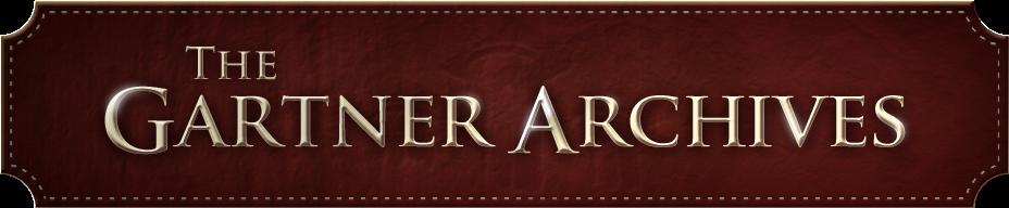 The Gartner Archives