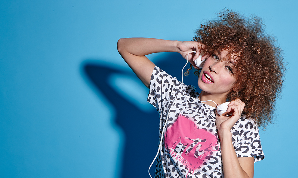 frumpy to funky: MUSIC MEETS STYLE AS TEZENIS UNVEILS MTV ...