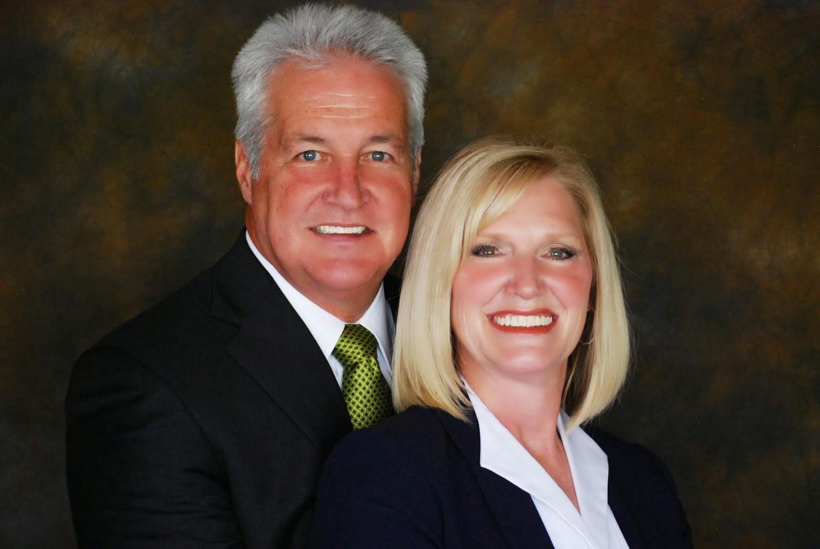 President & Sister Beckstrand