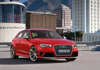 Photoshop : Audi RS3 2014