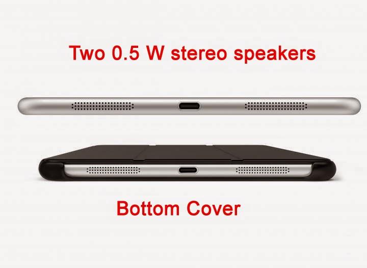 Nokia N1 Android Tablet - Speakers