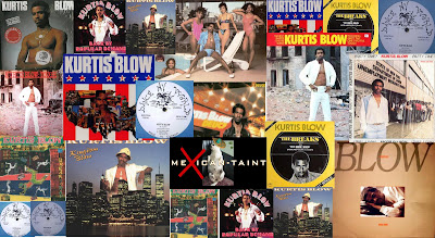 Kurtis Blow Discography