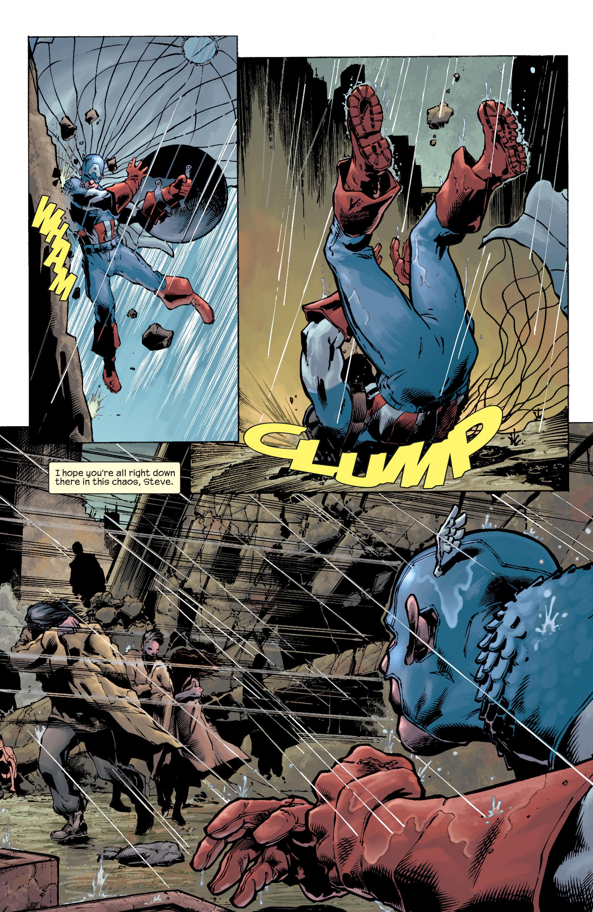 Captain America (2002) Issue #9 #10 - English 23
